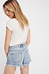 Thumbnail View 3: Soft & Relaxed Denim Short