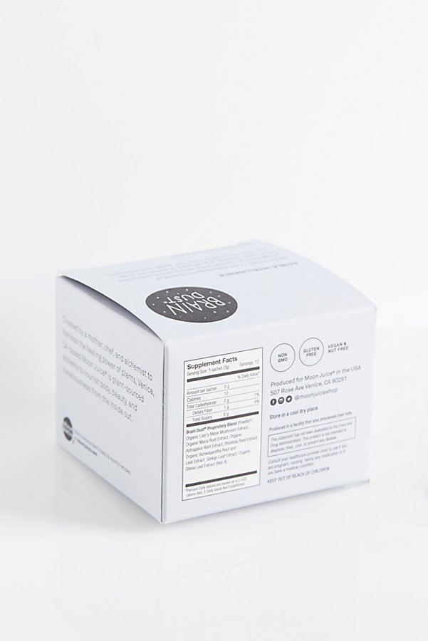 Slide View 3: Moon Dust by Moon Juice Sachet Box