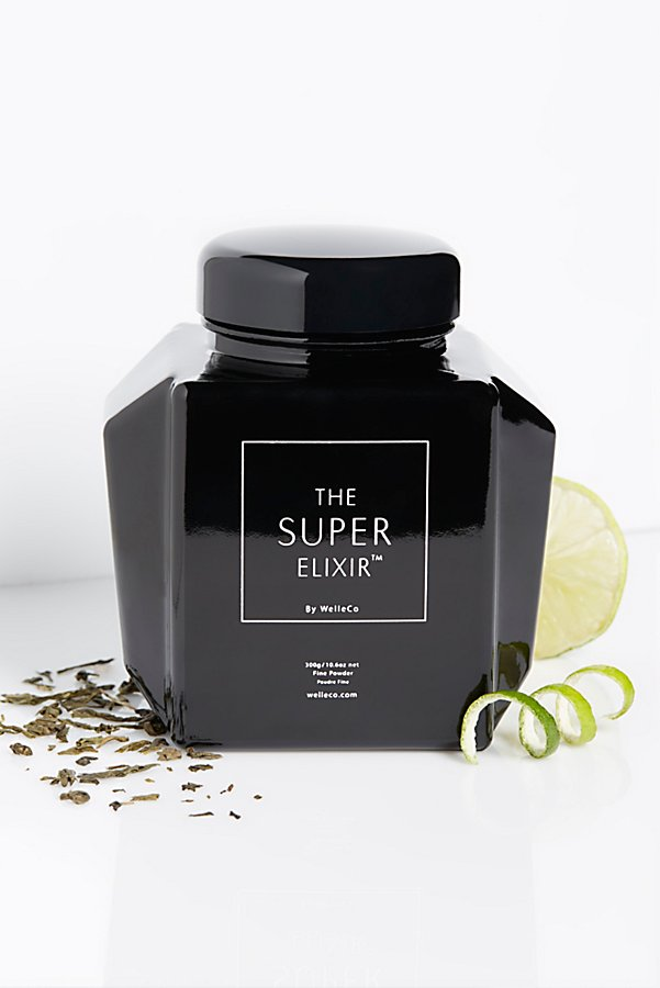 Slide View 2: The Super Elixir Alkalizing Greens