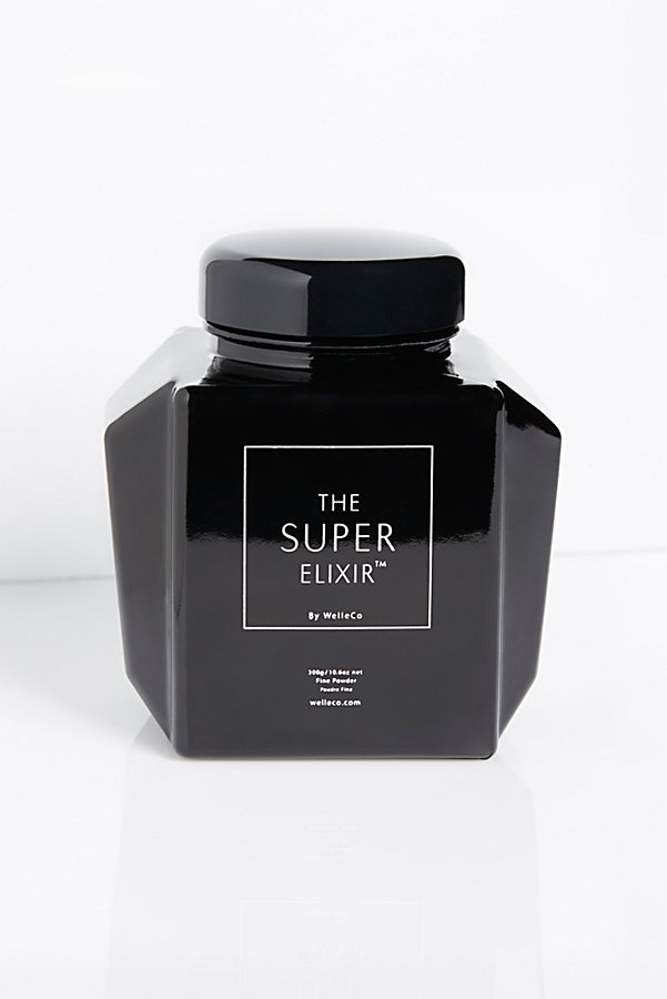 Slide View 4: The Super Elixir Alkalizing Greens