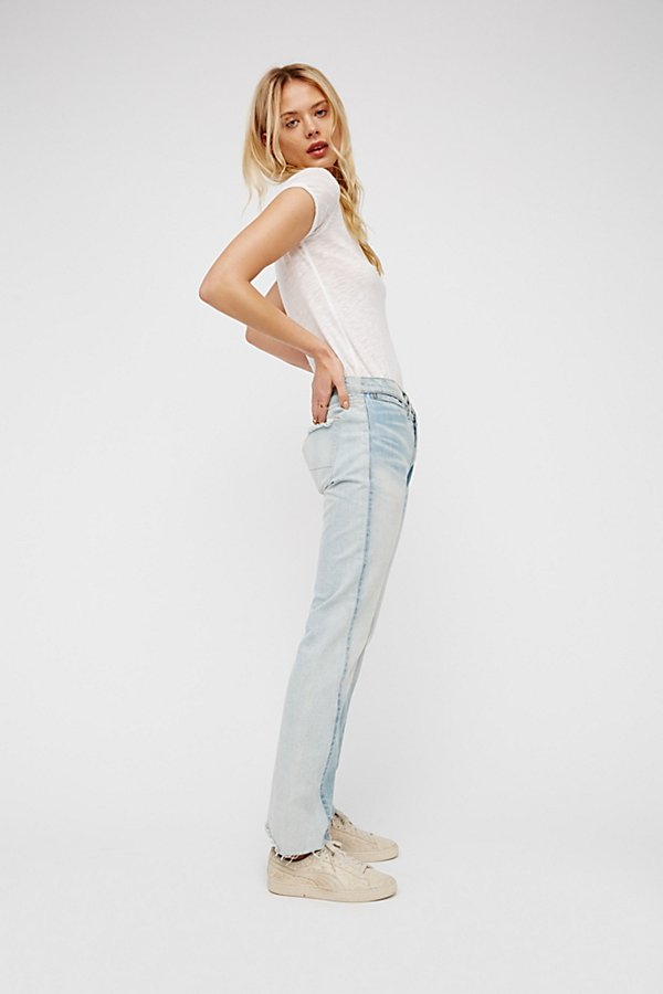 Slide View 3: Aero Side Seam Twist Jean