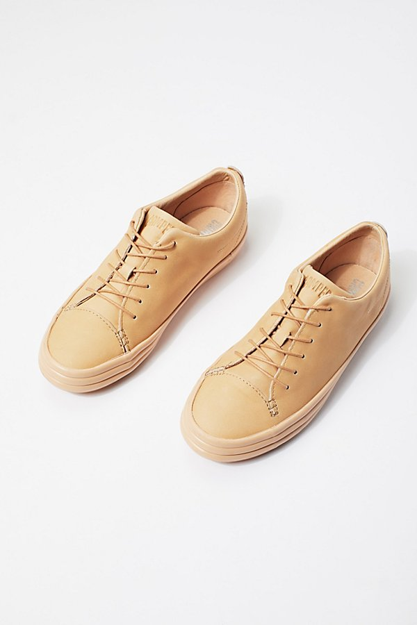 Slide View 2: Camper Leather Sneaker