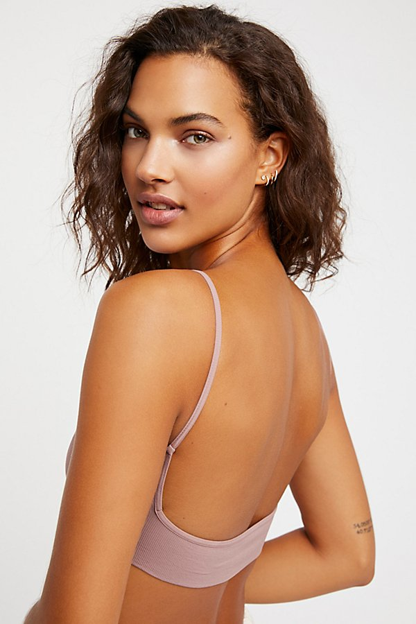 Slide View 3: Low Back Bralette