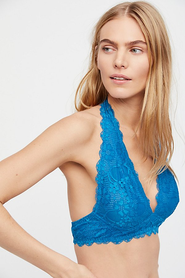 Slide View 3: Galloon Lace Halter Bra