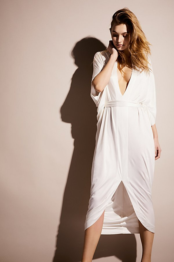 Slide View 1: Natasha's Limited Edition White Dress