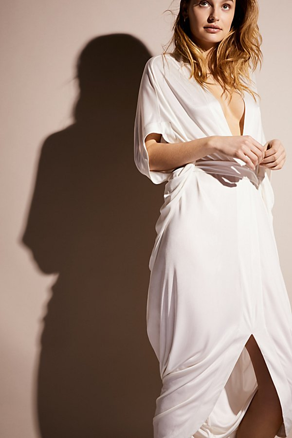 Slide View 3: Natasha's Limited Edition White Dress