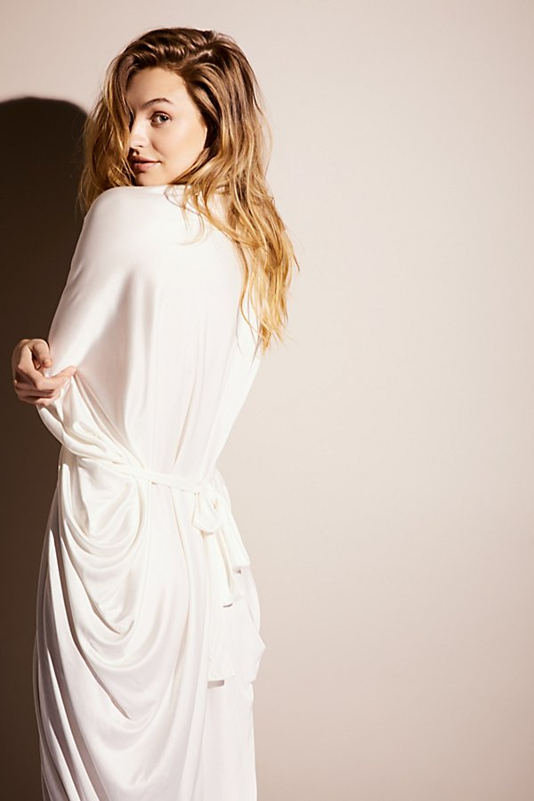 Slide View 5: Natasha's Limited Edition White Dress
