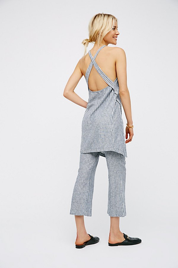 Slide View 4: Elliot Stripped Co-Ord
