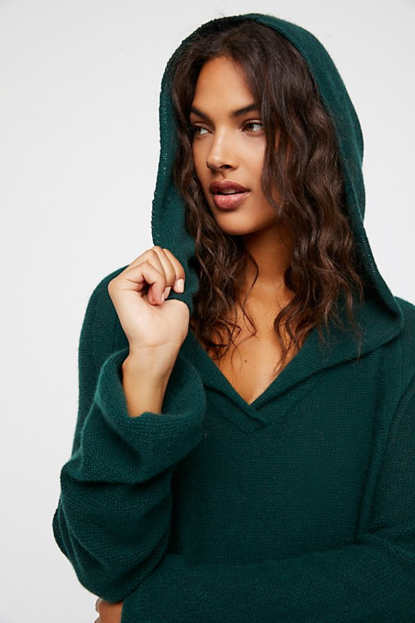 Slide View 1: Cashmere Hoodie