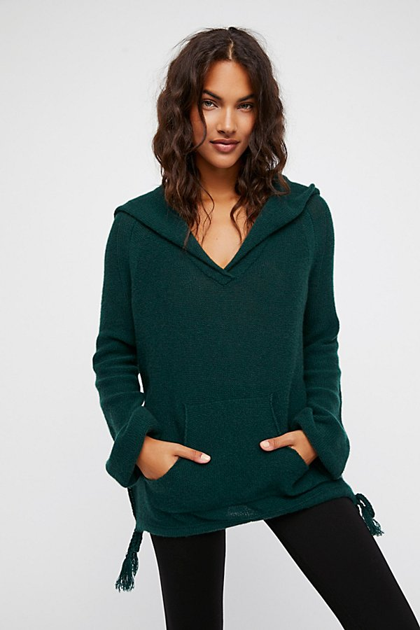 Slide View 2: Cashmere Hoodie