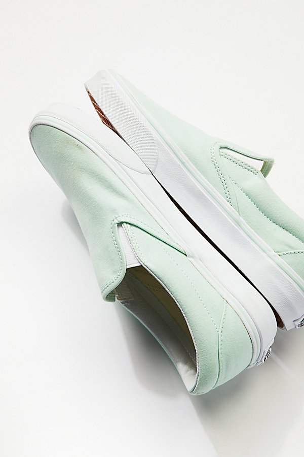 Slide View 3: UA Classic Slip-On Trainer