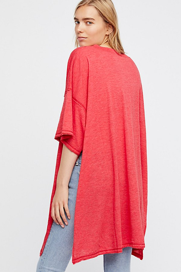 Slide View 3: We The Free Solid City Slicker Tunic