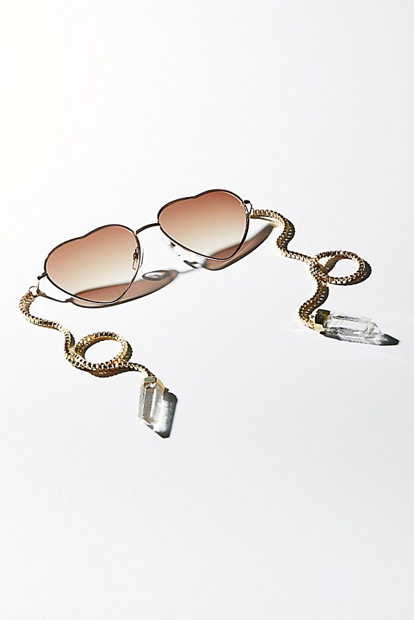 Slide View 2: Golden Heart Sunnies
