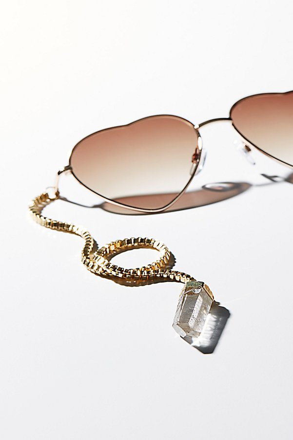Slide View 4: Golden Heart Sunnies