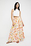 Thumbnail View 1: Hot Tropics Maxi Skirt