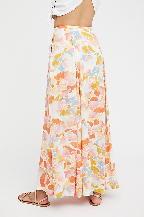 Slide View 3: Hot Tropics Maxi Skirt