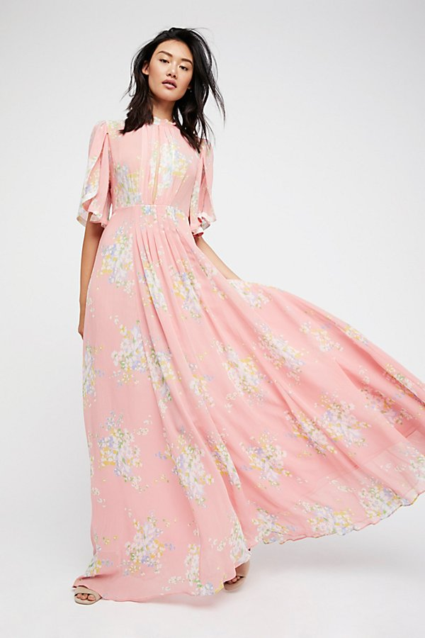 Slide View 1: Wildflowers Maxi Dress