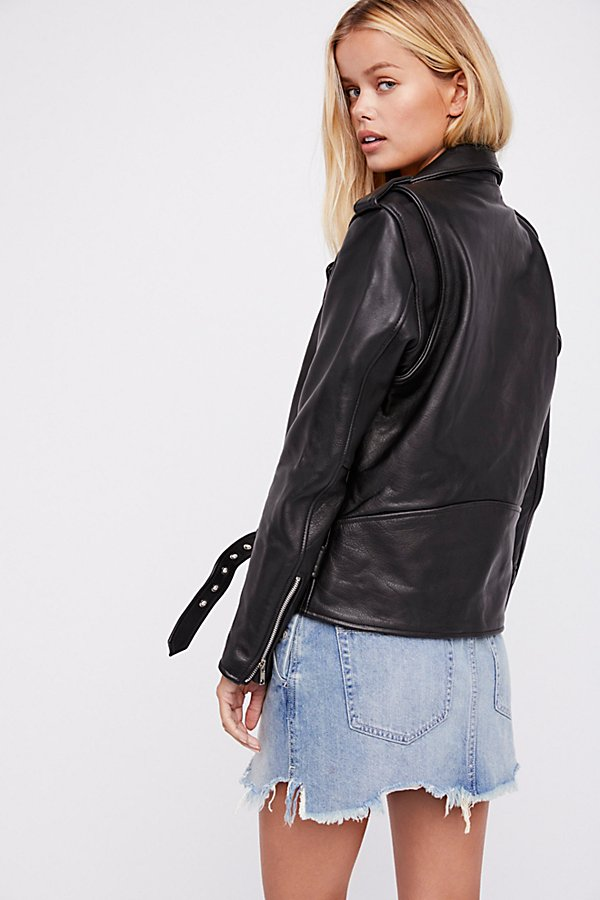 Slide View 2: Easy Rider Leather Jacket