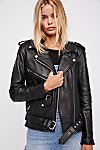 Thumbnail View 3: Easy Rider Leather Jacket