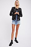 Thumbnail View 4: Easy Rider Leather Jacket