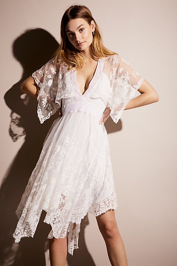Slide View 1: Mathilda Limited Edition White Gown