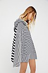 Thumbnail View 3: Shoulders and Stripes Hoodie