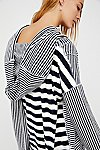 Thumbnail View 4: Shoulders and Stripes Hoodie