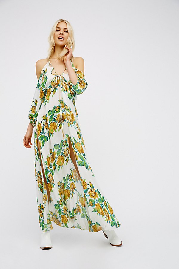Slide View 2: FP One Monarch Maxi Dress