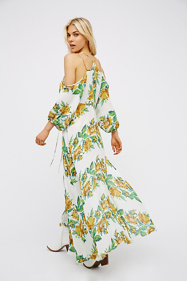 Slide View 3: FP One Monarch Maxi Dress