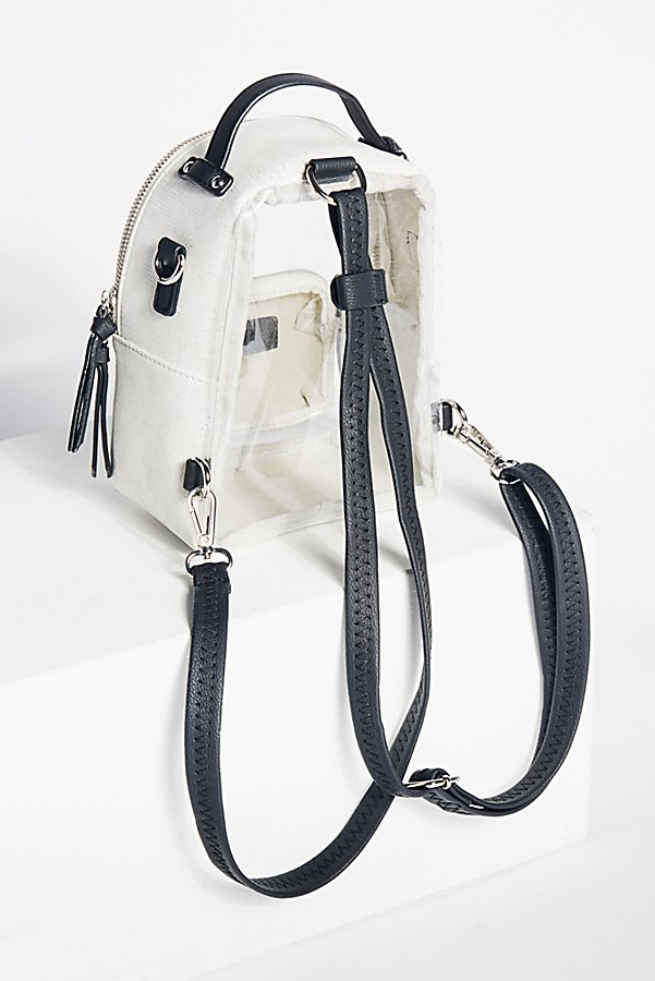 Slide View 3: Luna Convertible Backpack