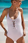 Thumbnail View 2: Monahan One Piece Swimsuit