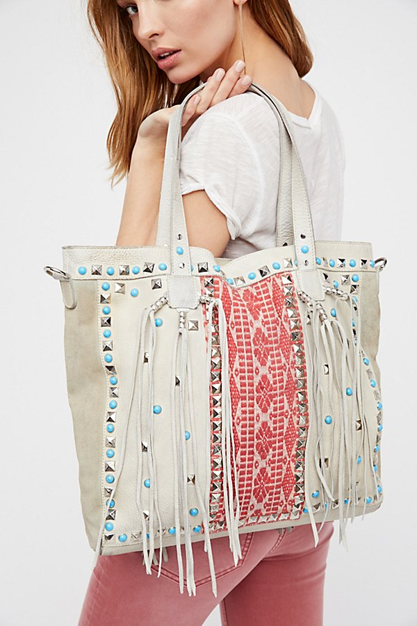 Slide View 6: Oracle Embellished Tote