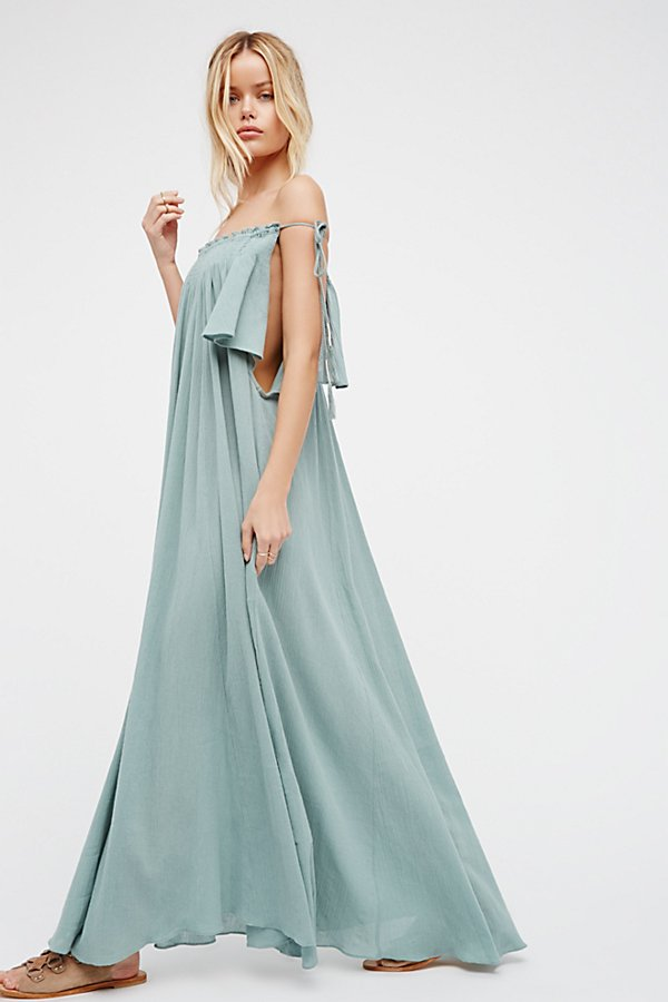 Slide View 1: Natasha Maxi Dress