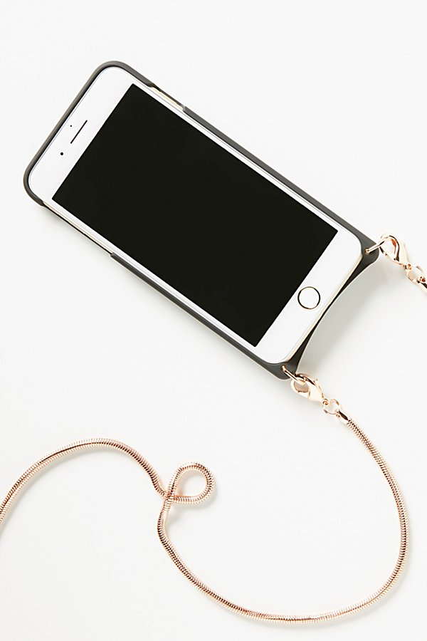 Slide View 4: Belinda Crossbody iPhone Case