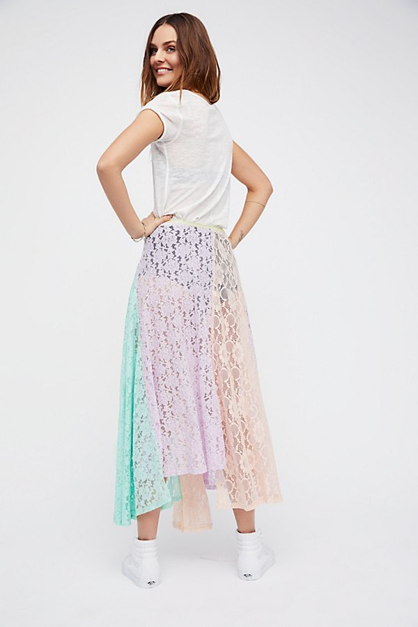 Slide View 3: Color Me Maxi Skirt