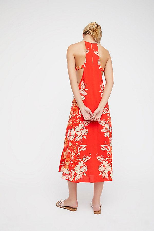 Slide View 2: Back To You Midi Dress