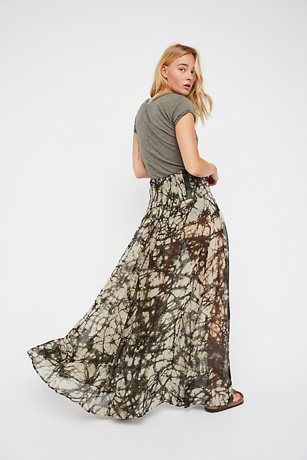 Slide View 2: Dakota Maxi Skirt