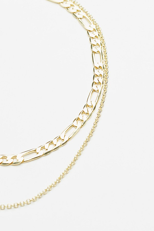 Slide View 5: Monroe Chain Necklace