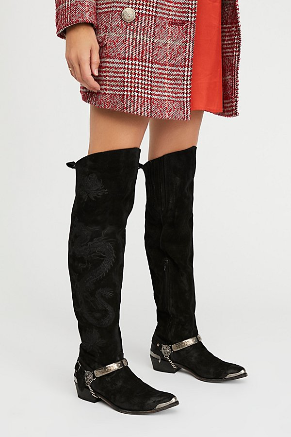 Slide View 1: Twin Cities Over-the-Knee Boot