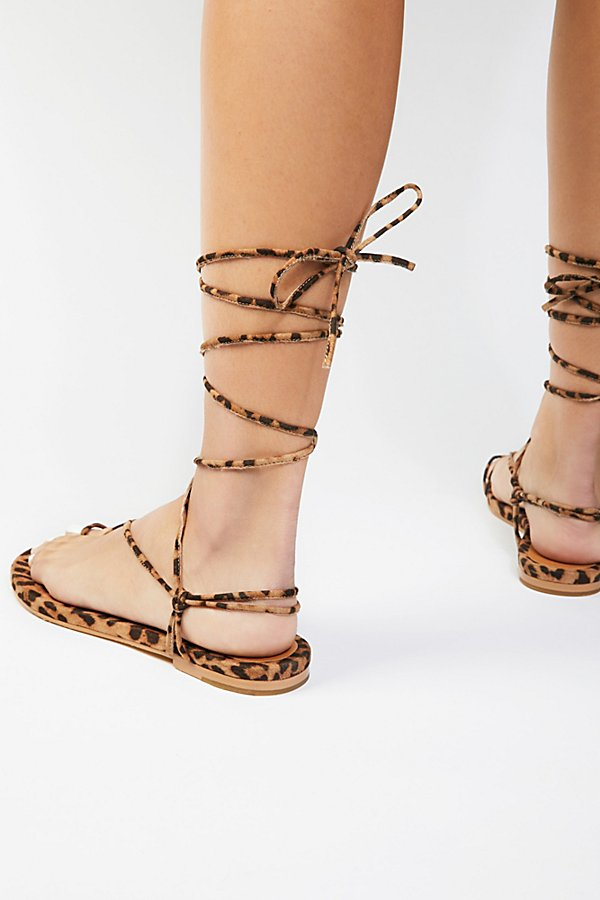 Slide View 3: Vegan Mia Wrap Sandal