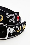 Thumbnail View 3: Embroidered Icon Belt