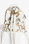 Thumbnail View 2: Brocade Floral Mini Backpack