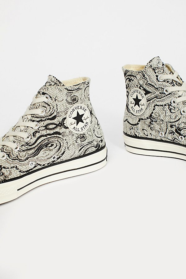 Slide View 1: Brocade High Top Sneaker