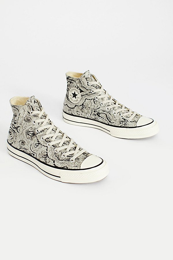 Slide View 2: Brocade High Top Sneaker