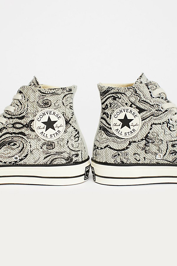 Slide View 3: Brocade High Top Sneaker