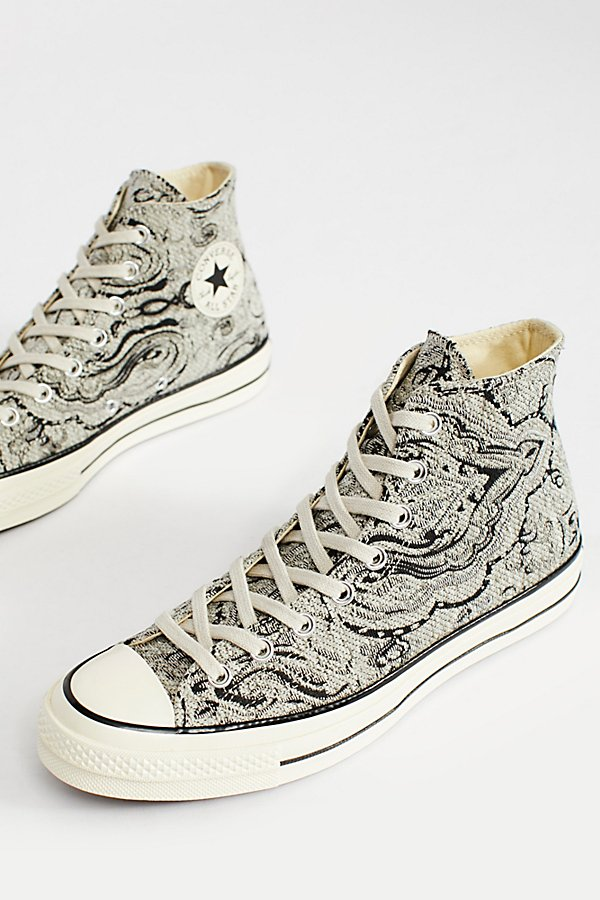 Slide View 4: Brocade High Top Sneaker