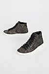 Thumbnail View 1: Premium Faux Fur Hi-Top Trainer
