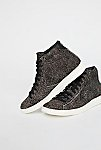 Thumbnail View 2: Premium Faux Fur Hi-Top Trainer