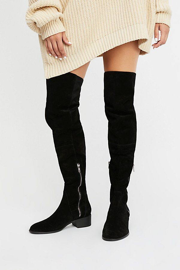 Slide View 1: Everly Thigh Hi Boot