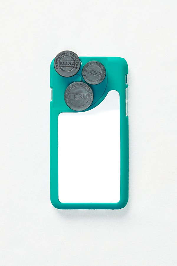 Slide View 3: Changing Lens iPhone Case